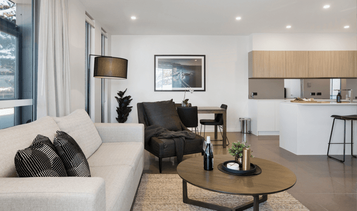 Premium South East Facing 2 Bedroom Penthouse